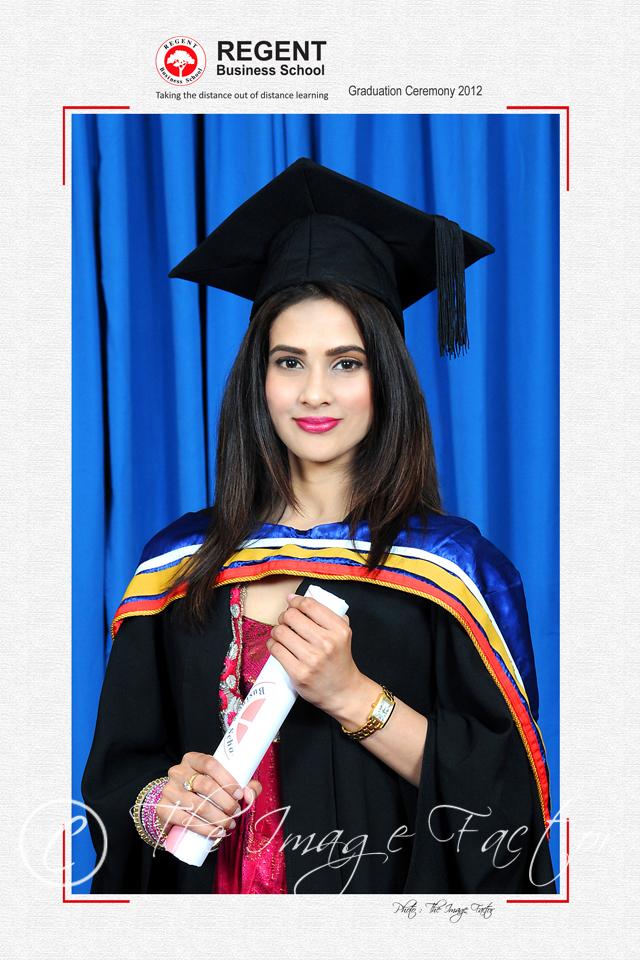 Regent Business School Summer Graduation