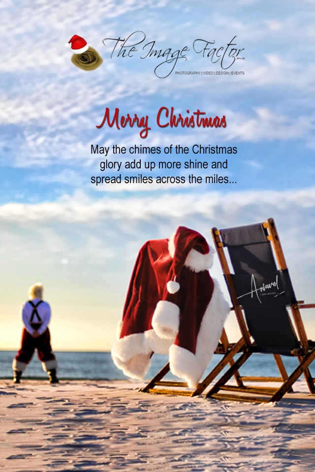 Christmas Greeting blog