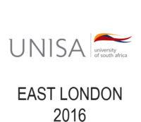 UNISA - East London - 2016