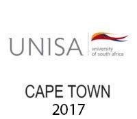 Unisa Cape Town 2017