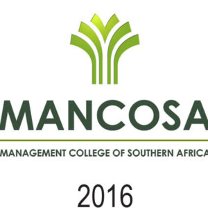MANCOSA/SAPO - 2016
