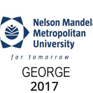 NMMU George 2017