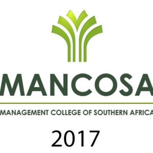 Mancosa 2017
